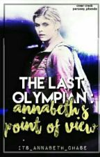 The Last Olympian Annabeth's Pov by empressofrome