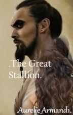 The Great Stallion (slowupdates) by aurelie_armand1