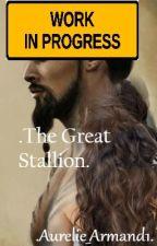 The Great Stallion (slowupdates) by aurelie_armand1