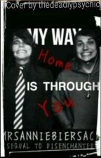 My Way Home Is Through You (Frerard) by MrsAnnieBiersack