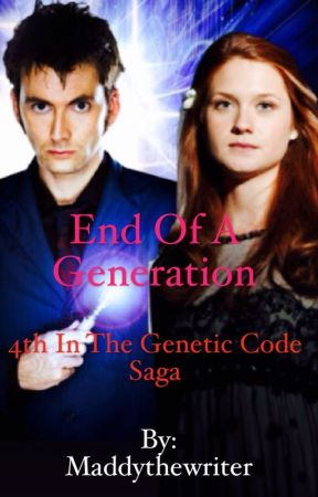 End of A Generation (4th in the Genetic Code Saga) by Maddythewriter