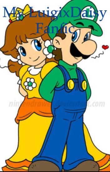 Luigi daisy. X princesskatlyn wattpad