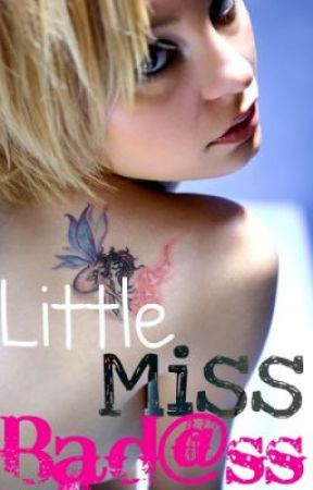 Little Miss Bad@ss by ForbiddenOreo