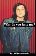 Why do you hate me? by ierosan