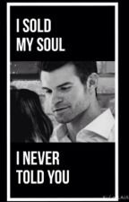 I never told you (Elijah Mikaelson fanfic) by Gilliess