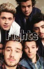 Fights(Ziam, Larry, Nosh) by INeedOppa