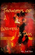 Thoughts Of A Writer & Tags by Mary_Seph