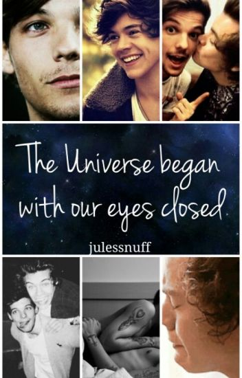The Universe Began With Our Eyes Closed