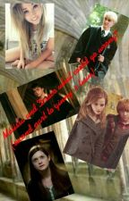Melissa and Draco what could go wrong? (second part of Ginny's twin) by alyssaabbott321