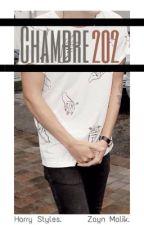 Chambre 202 by ringofharrold
