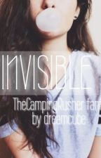 Invisible // TheCampingRusher fanfic by dreamercube