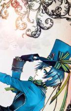 Wandering Soul- Kuroshitsuji. (Ciel y Tu) by -AmaLuna-