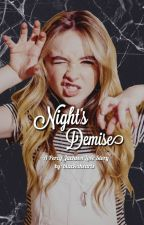 Night's Demise ⇢ Percy Jackson by blackxhearts