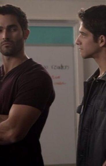 Scott and his mate(s)?
