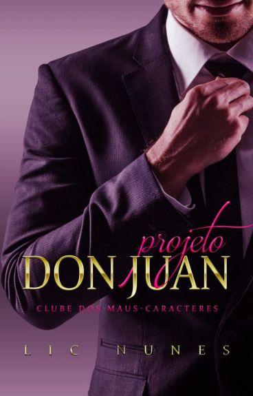 Projeto Don Juan (em revisão)