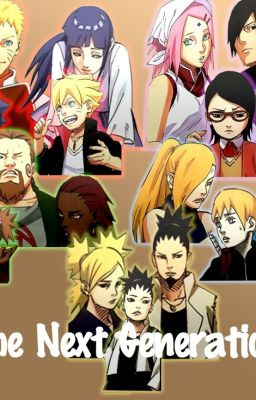 The Next Generation (Naruto Fanfic) - Chapter 3- New Enemy ...