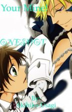 Your Mine! {FrauXTeito} (07-Ghost Yaoi Oneshot) by Akihiko-Usagi