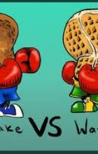 Waffles vs Pancakes by Chris__17