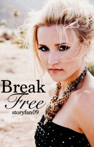 Break Free ♦ Roy Harper (ON HIATUS)
