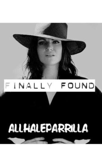 Finally found