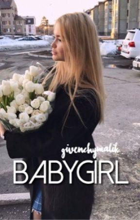 BabyGirl || h.s • Wattys 2017 by givenchymalik