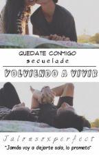 VOLVIENDO A VIVIR «MARIO RUIZ» 1 & 2 by jalonsoxperfect