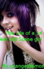 the life of a 14 year old scene girl by Unloved-n-Forgotten