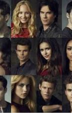 The Vampire Diaries/ The Originals Preferences by DesirousFool316
