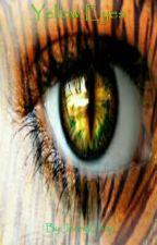 Yellow Eyes by JennyChey