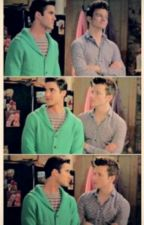 kurt and blaine love by RechelBeryy