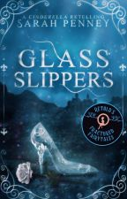 Glass Slippers: A Cinderella Retelling [coming June 3rd] by Pennywithaney