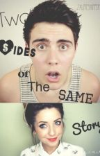 Two sides of the same story✽| Zalfie by zalfieshipper1