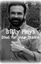 Billy Mays Died For Your Stains by ImAFukingRocketShip