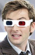 Doctor Who Fan Fic by Monochrome_Glitch