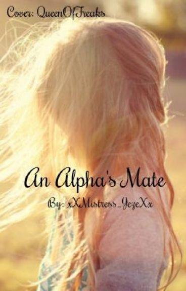 An Alpha's Mate