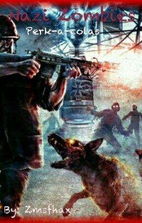 Call Of Duty Zombies Perk A Colas Quick Revive Wattpad