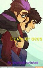 Dєѧţһ ɞʏ ɞєєs [Death By Bees] an erisol fanfiction. by sharksdiminished