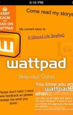 Top Wattpad by Alldreams77
