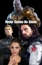 Never Gonna Be Alone (Capitan America/ Steve Rogers/Vengadores) by Vane_Echelon
