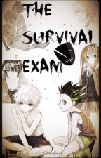 The Survival Exam ( Hunter X Hunter Fanfiction) by OzVessalius1