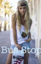 Bus Stop by eatpizzalivelonger