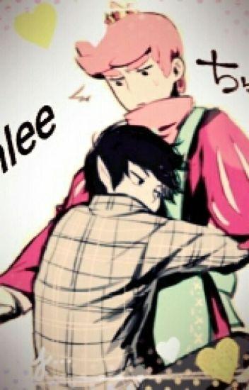 """gumlee ♡♡( marshall y gumbal """"hora de aventura"""""""