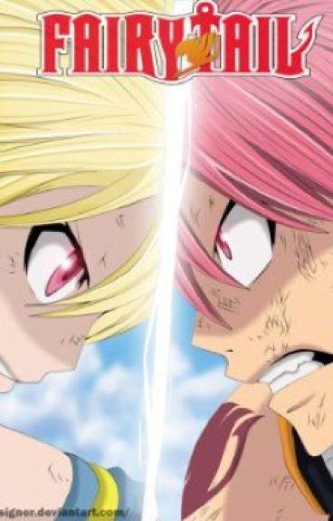 Friends or Revenge? (NaLu)