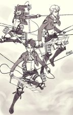 From The Underground | Shingeki no Kyojin | Levi x Reader by SebastiansWaifu