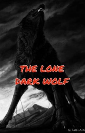 The Lone Dark Wolf by __Nightwing__