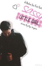 SASSY LITTLE GIRL by BYE_Imagines