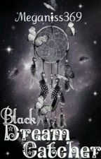 Black Dream Catcher by meganiss369