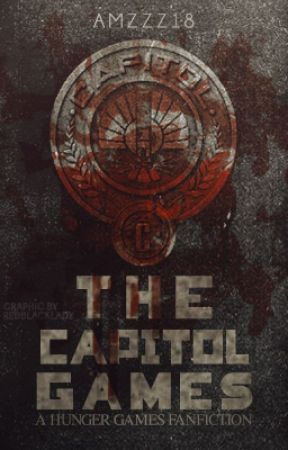 The Capitol Games by amzzz18