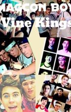 The bad boys of the school(Magcon Fanfic) by -magcon-boys-4-life-