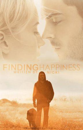 Finding Happiness (#Wattys2015) by XheavenlyangelX